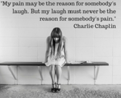 Charlie Chaplin quote